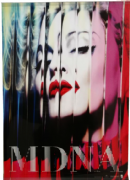 MDNA - OFFICIAL 2012 ALBUM POSTER